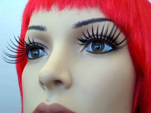Eyelashes-Spidery Long-Black