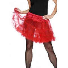Petticoat-Red