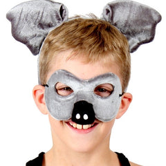Koala Headband and Mask Set