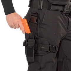 Handgun and Leg Holster