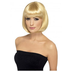 Dark Blonde Short Bob Partyrama Wig