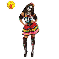 Day of the Dead Senorita-Adult