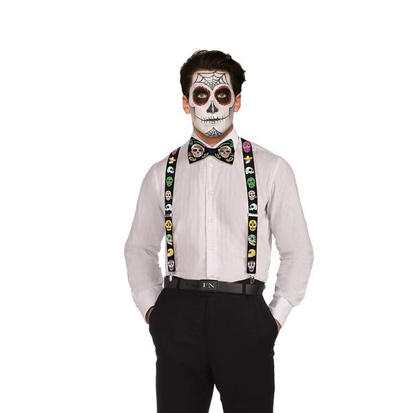 Bow Tie - Day of the Dead