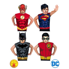 DC Comics Boys Party Time Dress Up-Asst