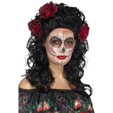 Deluxe Day of the Dead Wig