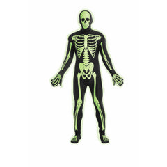 Disappearing Man GID Skeleton Suit-Teen