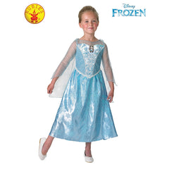 Elsa Frozen Musical Light Up Costume 4-6 Years