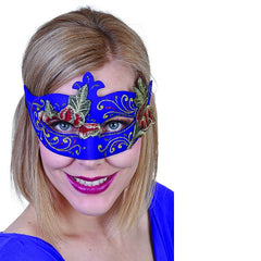 Violet Rose Eye Mask