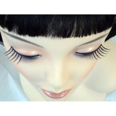 Eyelashes - Black Short & Long