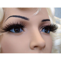 Eyelashes-Deep Brown Shaggy