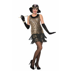 Roaring 20's Sequin Flapper