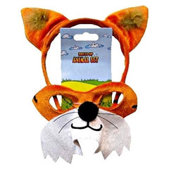 Fox Headband & Mask Set