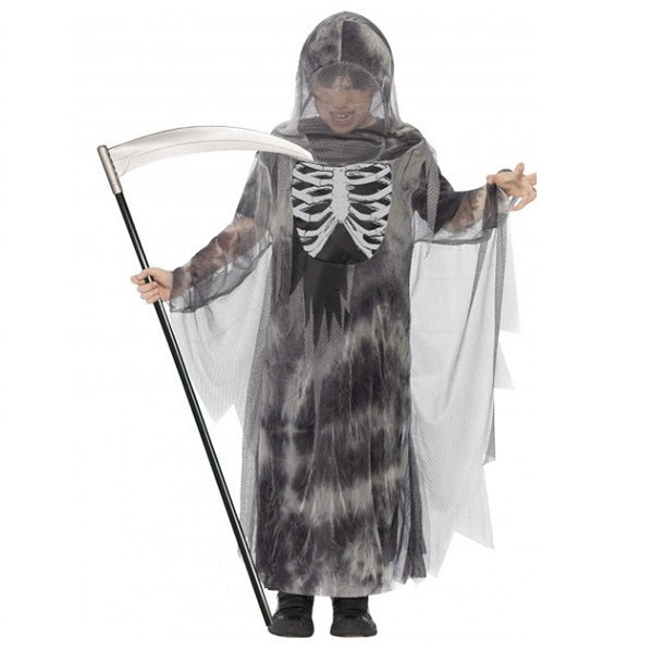 Ghostly Ghoul Costume - Kids