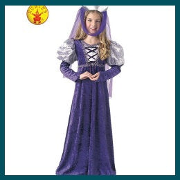 Girls Costumes - Medieval & Historical