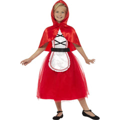 Deluxe Red Riding Hood - Girls