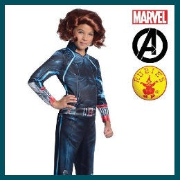 Girls Costumes - Superheroes & Villains