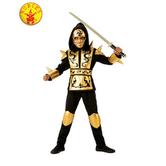 Gold Ninja Costume - Child