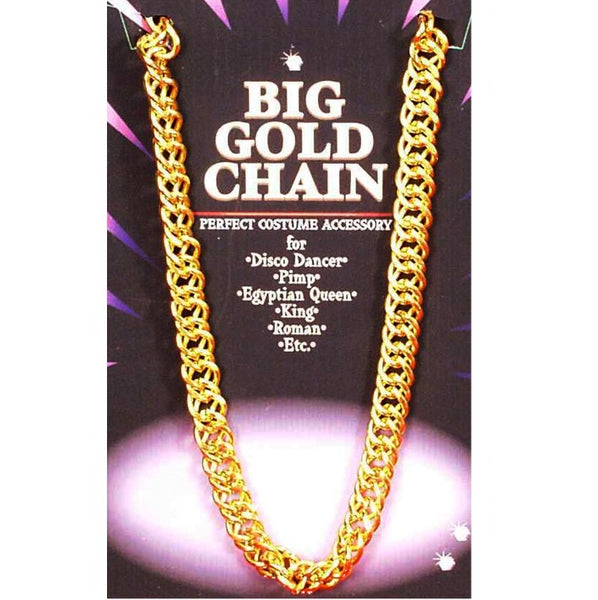 Big Daddy Thick Gold Neck Chain