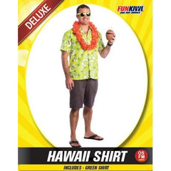 Hawaii Green Shirt