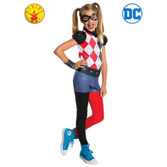 Harley Quinn DCSHG Classic Costume - Child