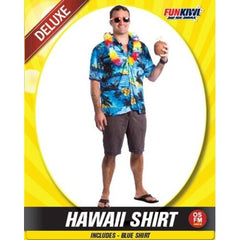 Hawaii Blue Shirt