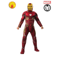 Iron Man Deluxe Costume-Adult