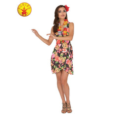 Hawaiian Woman Costume - Island Beauty - Adult
