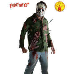 Jason Deluxe Costume - Adult