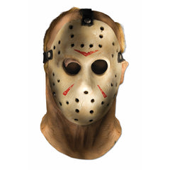Jason Overhead Latex Adult Mask-Friday the 13th
