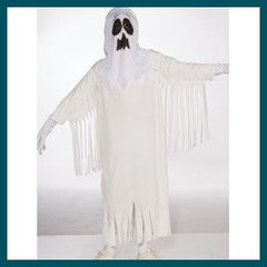 Childs White Ghost Halloween Costume