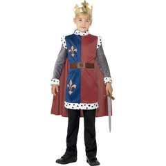 King Arthur Medieval Costume - Boys