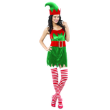 Elf Costume - Ladies