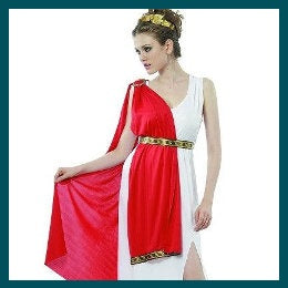 Ladies Costumes - Roman & Greek