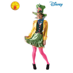 Disney Mad Hatter Lady Costume - Adult