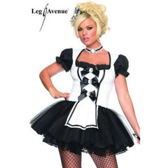 French Maid Mistress Plus - Hire