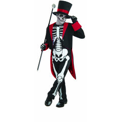 Mr Bone Jangles Skeleton Costume-Child