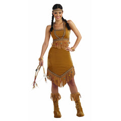 Native American Indian Princess Costume