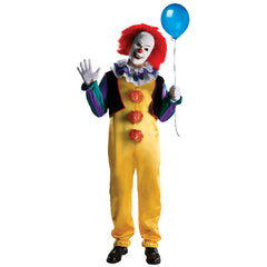 Pennywise Deluxe Clown Costume