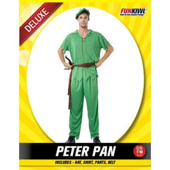 Mens Peter Pan Costume
