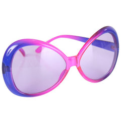 Pimp Pink and Purple Glasses