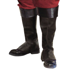 Pirate Boot Tops - Leatherette