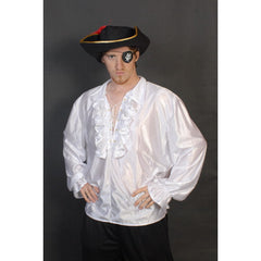 Pirate Shirt-White