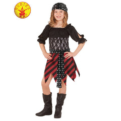 Pirate Girls Tween Costume