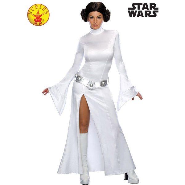 Princess Leia Costume-Adult