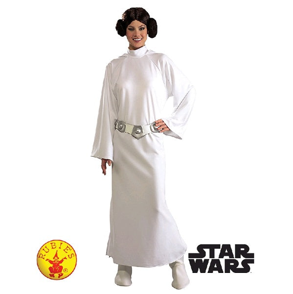 Princess Leia Deluxe Costume-Adult