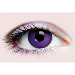 Primal Costume Contact Lenses - Phanton Purple