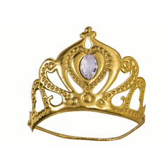 Royal Queen Gold Tiara - Child