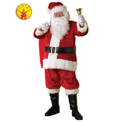 Santa Suit Plush - Adult Standard Size