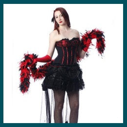 Costume Hire - Showgirls