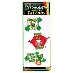 St Patricks Day Temporaty Tattoos